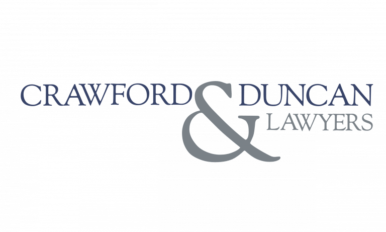 Crawfor Duncan Lawyers Logo